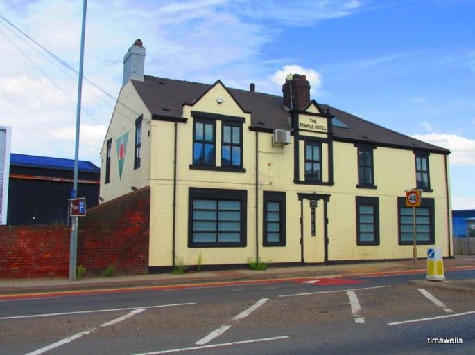 Temple pub Sheffield rd