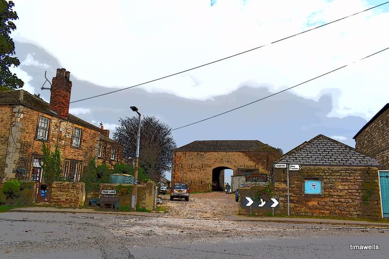 Townend Farm Brampton en le Morthern