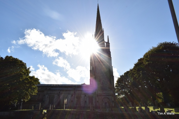 Laughton en le Morthern All saints church