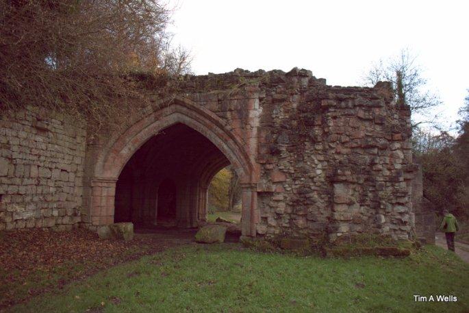 Roche abbey gate house