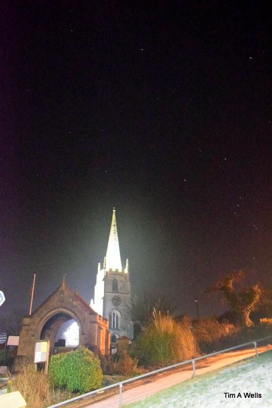 St James Church South Anston